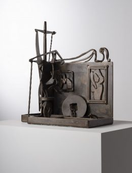 Image 6_David Smith, Home of the Welder, 1945. Lent by the American Fund for the Tate Gallery and The Estate of David Smith. Courtesy YSP. Photo © Jonty Wilde (Copiar)