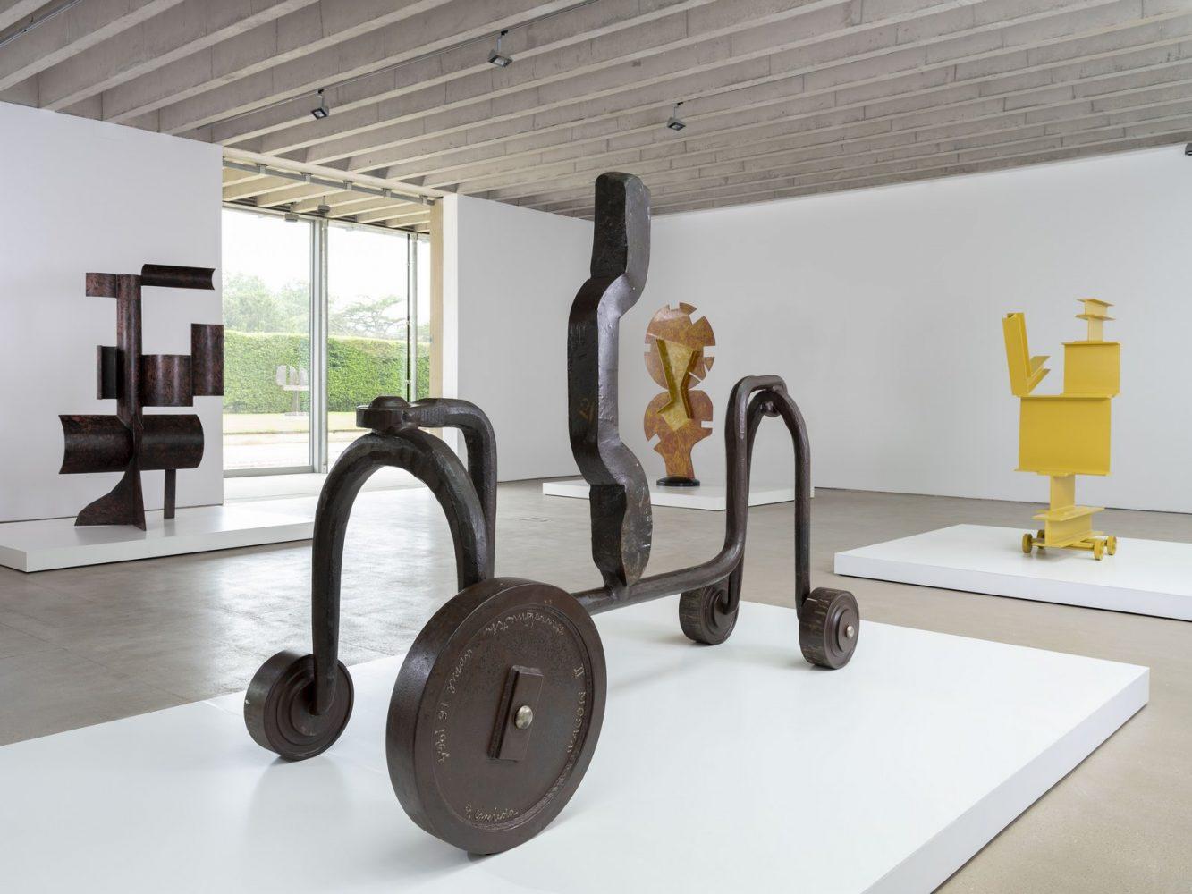 Image 13_David Smith, Sculpture 1932-1965 © 2019 Photo © Jonty Wilde 17.6.19-989