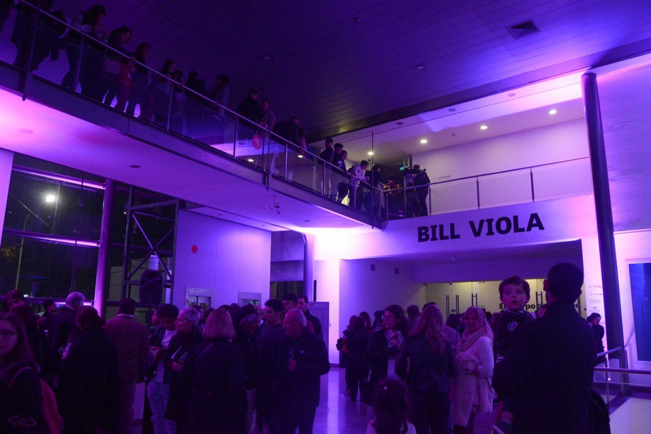 Inauguración -Bill Viola -The Body of Time - Museo Franklin Rawson - San Juan - Crédito BIENALSUR (Copiar)