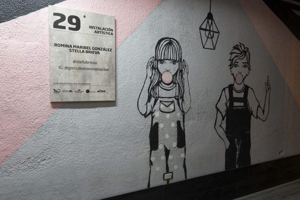 Casa FOA 2019 Espacio N° 29 - Instalación artística