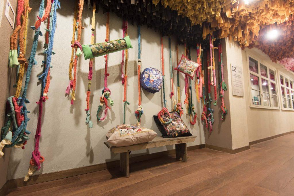 Casa FOA 2019 Espacio N° 12 - Instalación artística