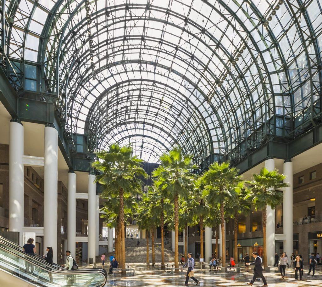 World Financial Center, Pelli Clarke Pelli Architects