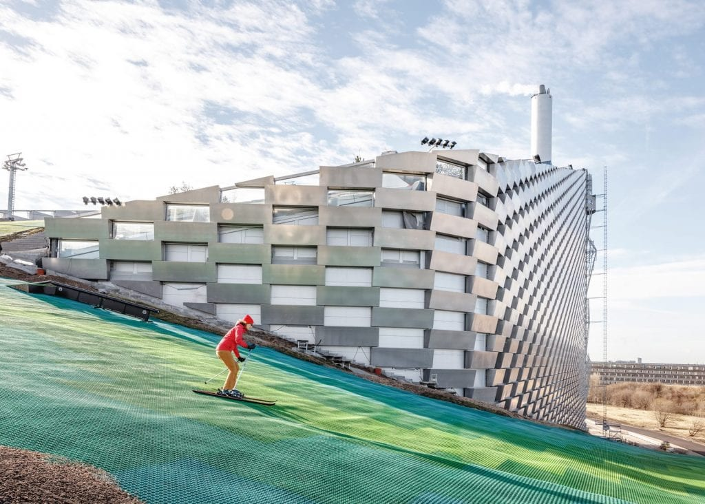 Amager Ressource Center / BIG Bjarke Ingels Group