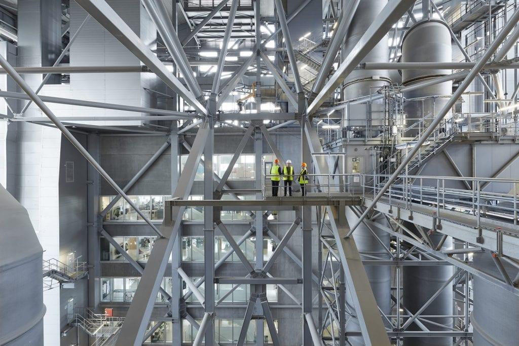 CopenHill Amager Ressource Center / BIG Bjarke Ingels Group