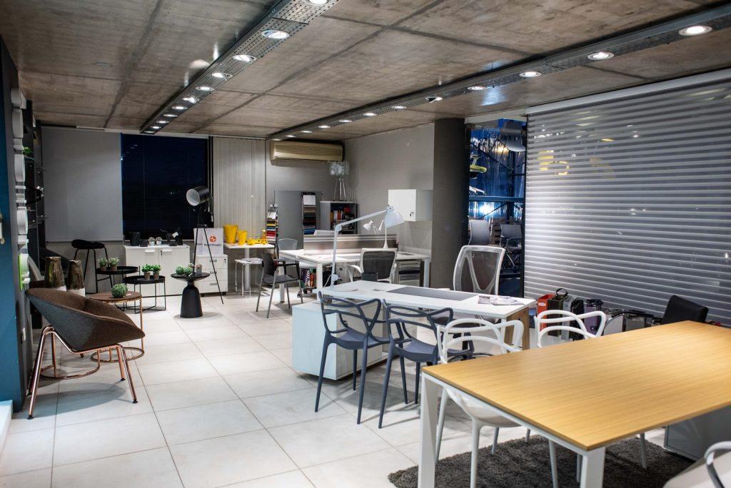 Interiores - Diseño de oficinas