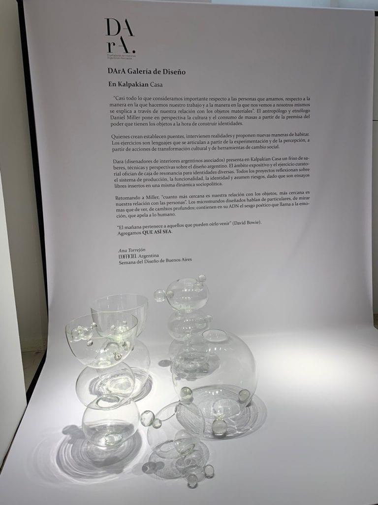 Galería del diseño